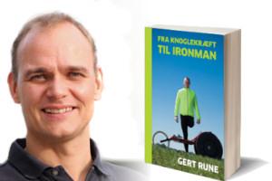Gert Rune. Fra knoglekræft til Ironman