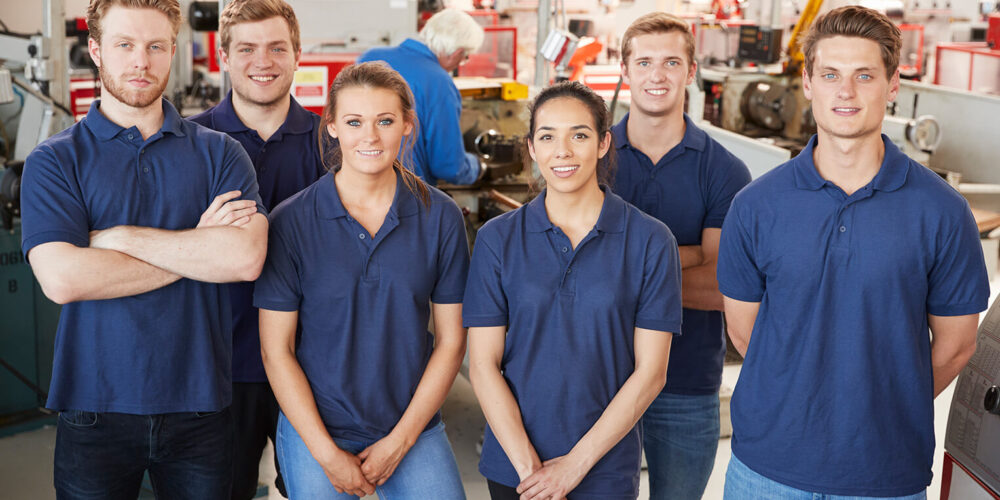 JEROS - produktion af industriopvaskemaskiner