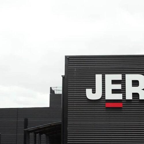 JEROS i Ringe - produktion af industriopvaskemaskiner