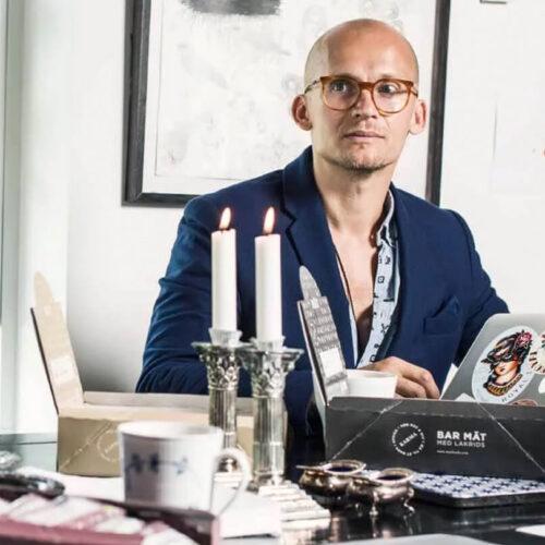 Interview med Christian Stadil, ejer af og CEO i konglomeratet Thornico A/S