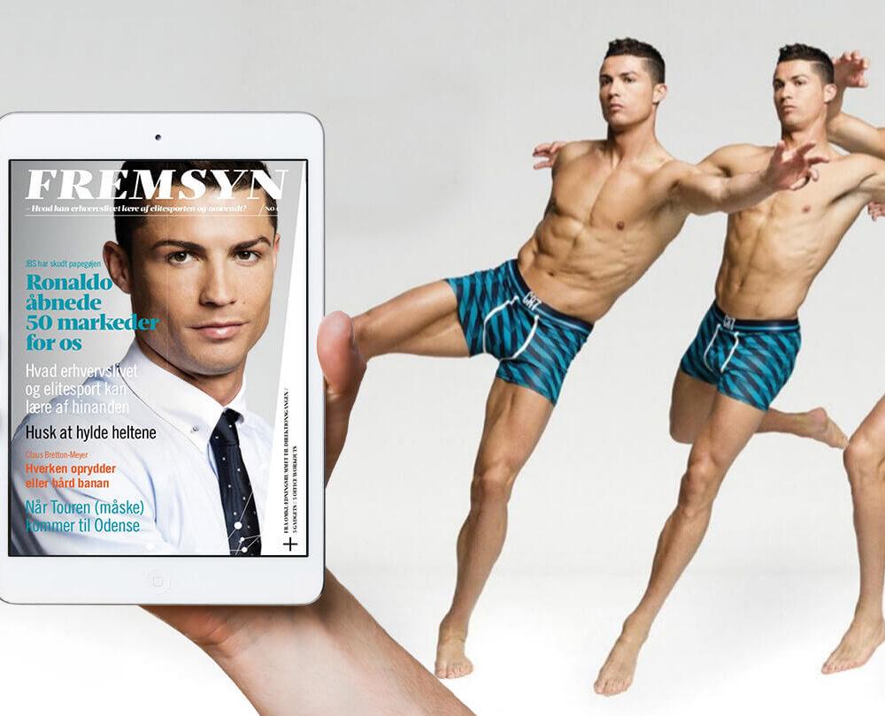 JBS: Ronaldo åbnede 50 markeder for os!