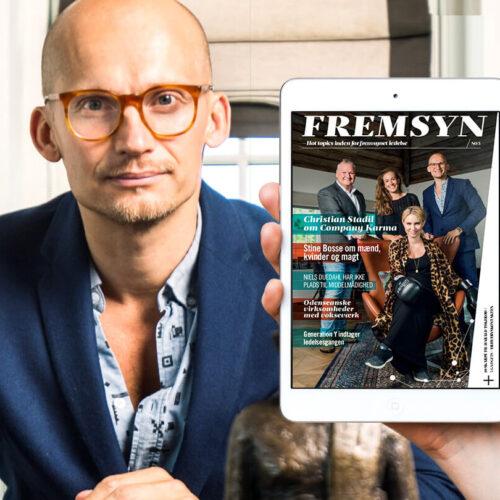 Erhvervsmagasinet, Fremsyn no 5 v/ Tietgenbyen