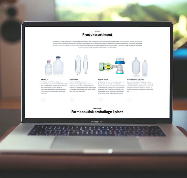 MedicoPack - farmaceutisk emballage i plast