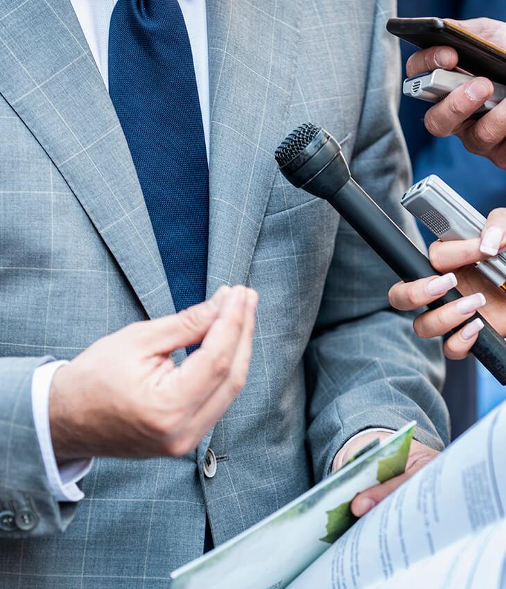 Hjælp til din pressemeddelelse fra Falcke Digital Kommunikation